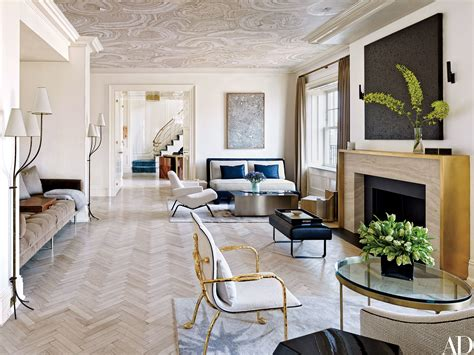 Serre Murphy by Rafael De C 225 Rdenas Creates A Refined Penthouse In