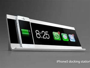 Iphone 4 Dockingstation : cool concept design iphone docking station crazycoolgadgets ~ Sanjose-hotels-ca.com Haus und Dekorationen