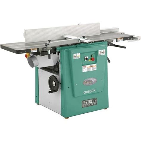 review grizzly  gx jointer planer combo