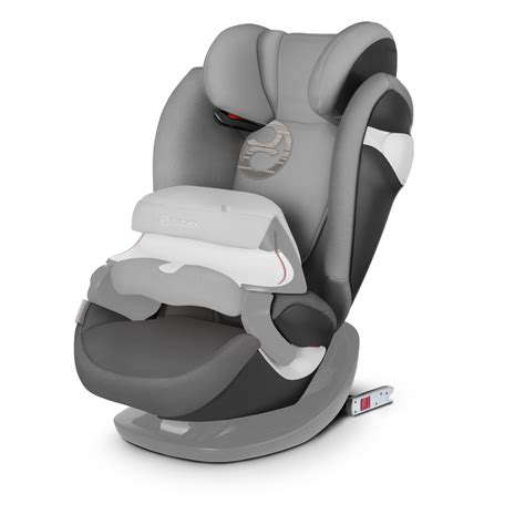 cybex pallas m fix cybex child car seat pallas m fix 2018 pepper black grey buy at kidsroom car seats