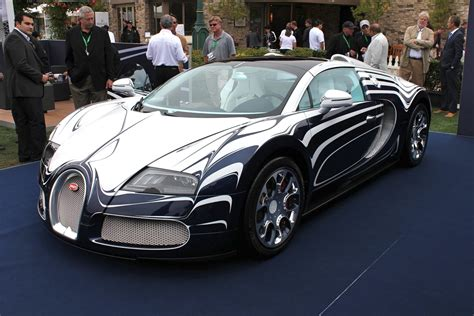 bugattis top salesperson moves  veyrons   year