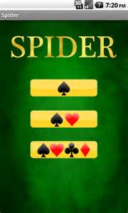 Play Spider Solitaire Card Game