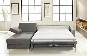Schlafsofa Mit Ecke : sofa mit schlaffunktion bequem und super praktisch ~ Markanthonyermac.com Haus und Dekorationen
