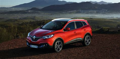 renault kadjar renault kadjar suv unveiled photos 1 of 19