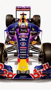 Wallpaper Red Bull RB12, Red Bull Racing, Daniel Ricciardo