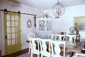 Diy dining room wall art happy crafters