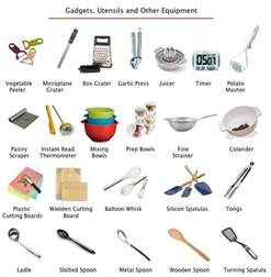 Types Of Kitchen Knives And Their Uses by Kitchen Utensils Equipments Best Home Decoration World Class