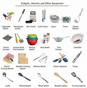 Essential Cooking Equipment | foodell.com
