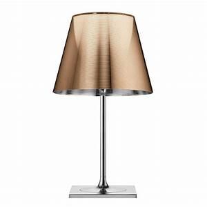Lampe à Poser Cuivre : lampe poser flos ktribe t2 lampe poser chrome ~ Dailycaller-alerts.com Idées de Décoration