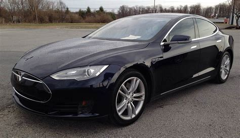 Tesla Model S Trade In Value Similar To Other Luxury Vehicles