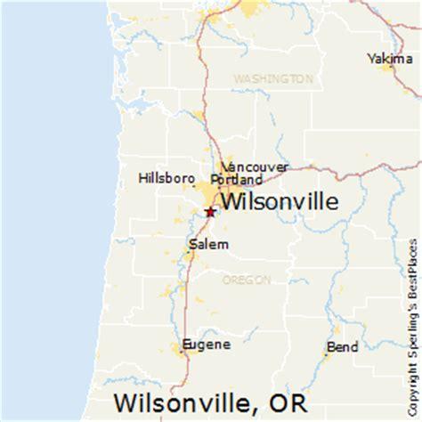 places    wilsonville oregon