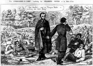 United States presidential election of 1864   United ...