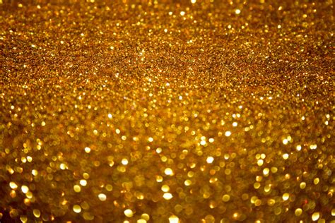 Gold Glitter foam board