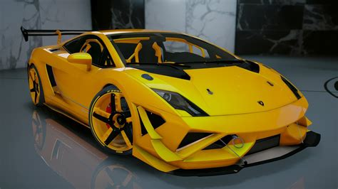 Lamborghini Gallardo by Lamborghini Gallardo Lp570 4 Superleggera Add On Oiv