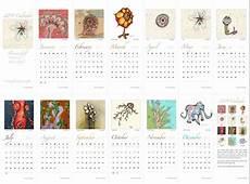 The 2011 Digital Fine Art Calendar to print and create