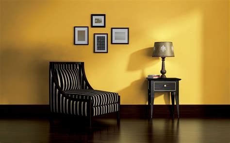peinture jaune moutarde 5 couleurs pour mettre de l ambiance dans votre salon