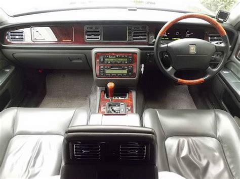toyota century gzg standard specifications car dual