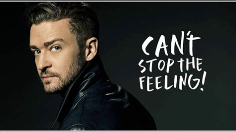Justin Timberlake, Can't Stop The Feeling (testo )
