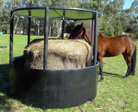 hay ring feeder poly safe