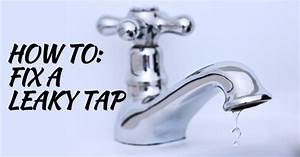 how to fix a leaky tap love my house With how to fix a dripping tap in bathroom