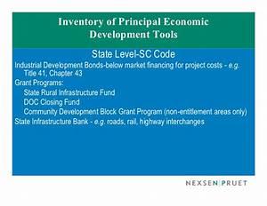 Public Finance by April Lucas, South Carolina Economic ...