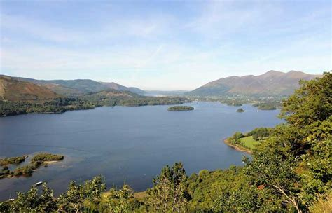 Places To Stay In The Lake District With Tub - keswick the lake district tourist information what s