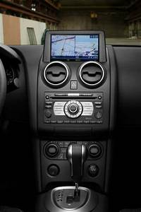 2007 Nissan   Qashqai   Center Console  Map