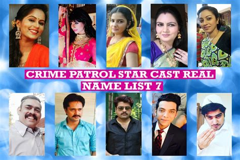 crime patrol cast real name list 7 india s number 1 crime show