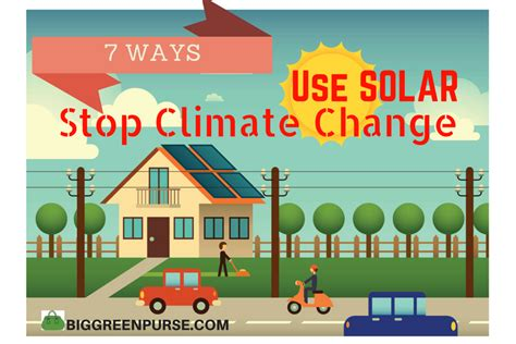 7 Unexpected Ways You Can Use Solar To Stop Climate Change