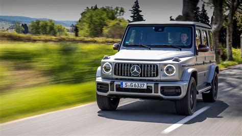 View now our daily updated gallery! Mercedes-Benz Clase G: Un lujo imparable