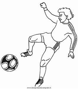 Disegni Calcio 31 Sport Da Colorare Pictures