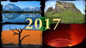 2017 Rewind: Amazing Places on Our Planet in 4K Ultra HD ...  2017