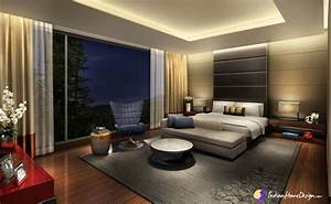 Bedroom, Design, With, Beautiful, Interior, Decoration, By, Bala