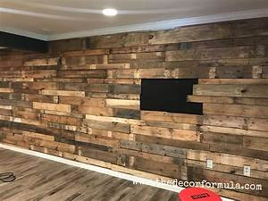 Diy, Pallet, Walls, The, Who, What, Where, How, Of, Our, Beautiful, Pallet, Wall, U2014, The, Decor, Formula