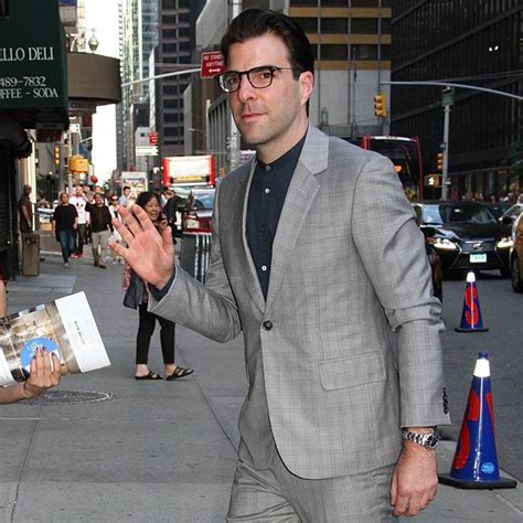 zachary quinto colbert zachary quinto at the late show with stephen colbert