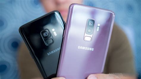 samsung galaxy 9 plus top 9 features on the samsung galaxy s9 android authority
