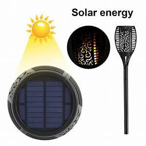 Garten Licht Solar : 2 x 96 led solar lampe gartenleuchte garten beleuchtung ~ Whattoseeinmadrid.com Haus und Dekorationen