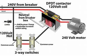 Definite Purpose Contactor Wiring Diagram