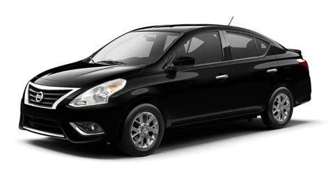 Color Options For The 2018 Nissan Versa