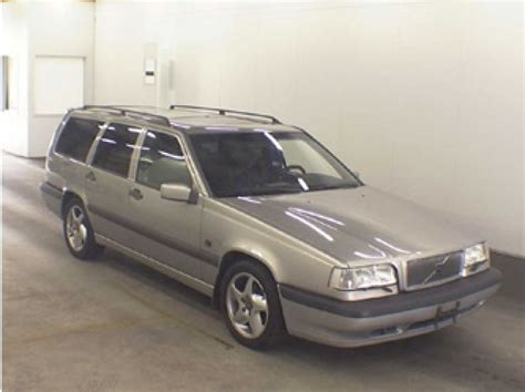 Used Volvo Wagons by Volvo 850 Estate Wagon Turbo 1995 Used For Sale