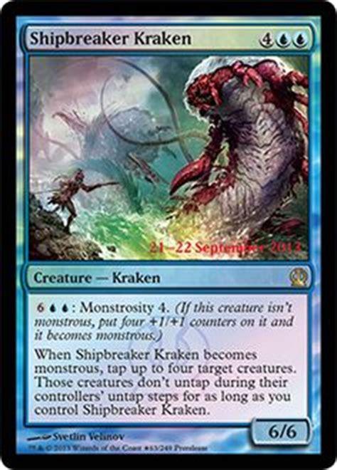 mtg kraken deck edh 1000 images about mtg sea on kraken magic