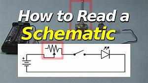 How To Read Schematic Wiring Diagrams