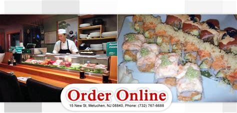 Sushi Suzuki Metuchen Nj by Sushi Suzuki Order Metuchen Nj 08840 Sushi