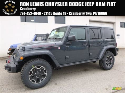 rhino jeep wrangler 2017 2017 rhino jeep wrangler unlimited rubicon hard rock 4x4