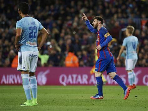 FC Barcelona vs Celta Vigo Video Highlights
