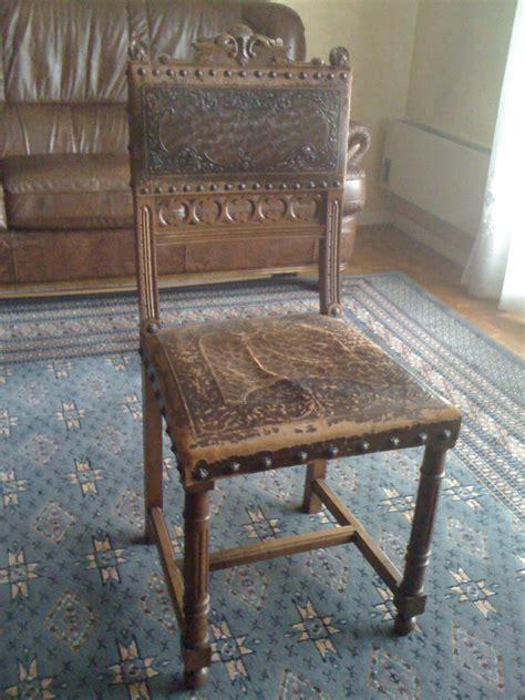 comment restaurer une chaise renover une chaise en bois comment restaurer une chaise