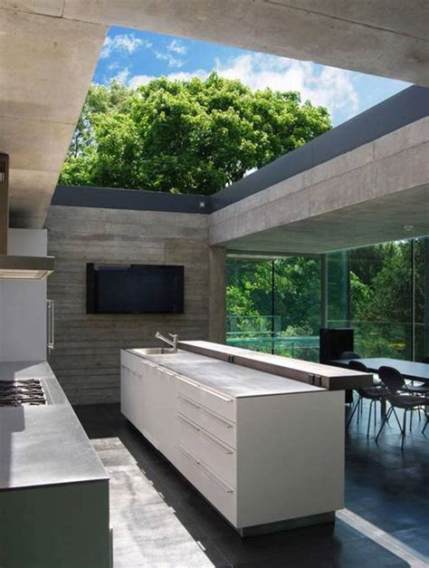 15 Modern Outdoor Kitchen Designs For Summer Relaxation