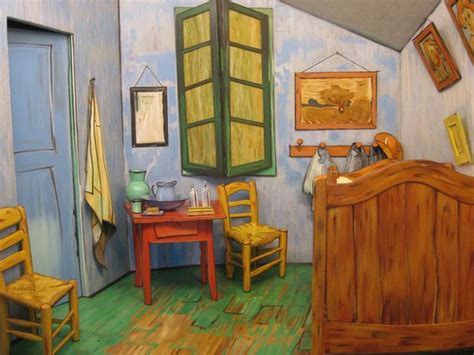 The Bedroom At Arles Analysis by Gogh Picture Of Grounds For Sculpture Hamilton