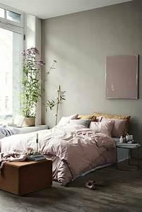 Schlafzimmer Rosa Grau : 1001 ideen in der farbe perlgrau zum inspirieren ~ Frokenaadalensverden.com Haus und Dekorationen