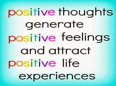 Positive Thoughts Images Positive Thinking Quote Inspirational Quotes Pictures